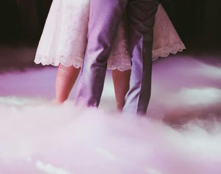 dry ice effect for slow dance