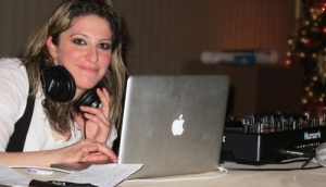 Female DJ for Bridal Showers and Weddings