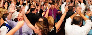 Toronto Wedding DJ Party